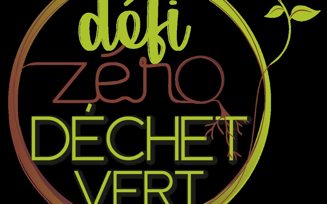 Défi zéro déchet vert